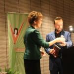 Dr. Paula Fellingham at Global Women's Summit 2013-