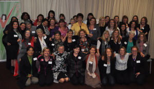 Dr. Paula Fellingham at Global Women's Summit in Australia