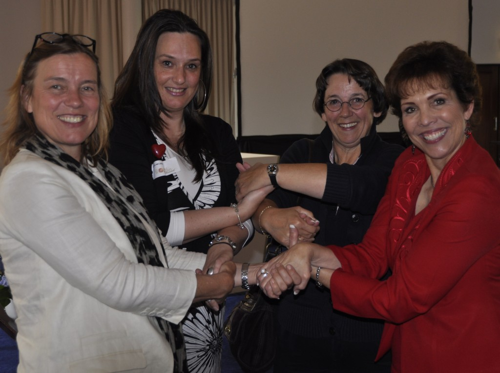 Dr. Paula Fellingham at Netherlands Global Women's Summit