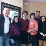 Dr. Paula Fellingham in China