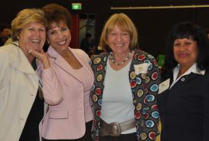 Dr. Paula Fellingham and women