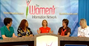 Dr. Paula Fellingham on WIN TV