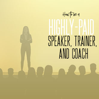 Highly Paid Speaker and Coach- gold